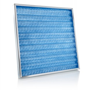 FOS Synthetic pleated filter thickness 48mm per SQM
